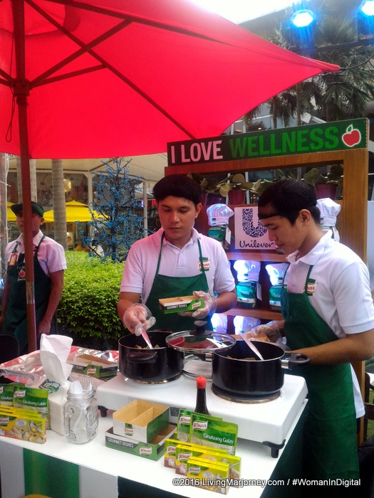 Knorr at Robinsons Magnolia Wellness Festival