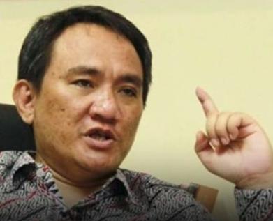 Andi Arief Jendral Kardus Dan Elektabilitas Capres 2019