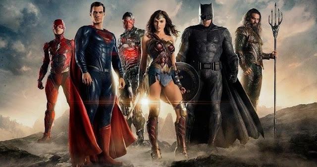 Adelanto de La Liga de la Justicia en la Comic-Con