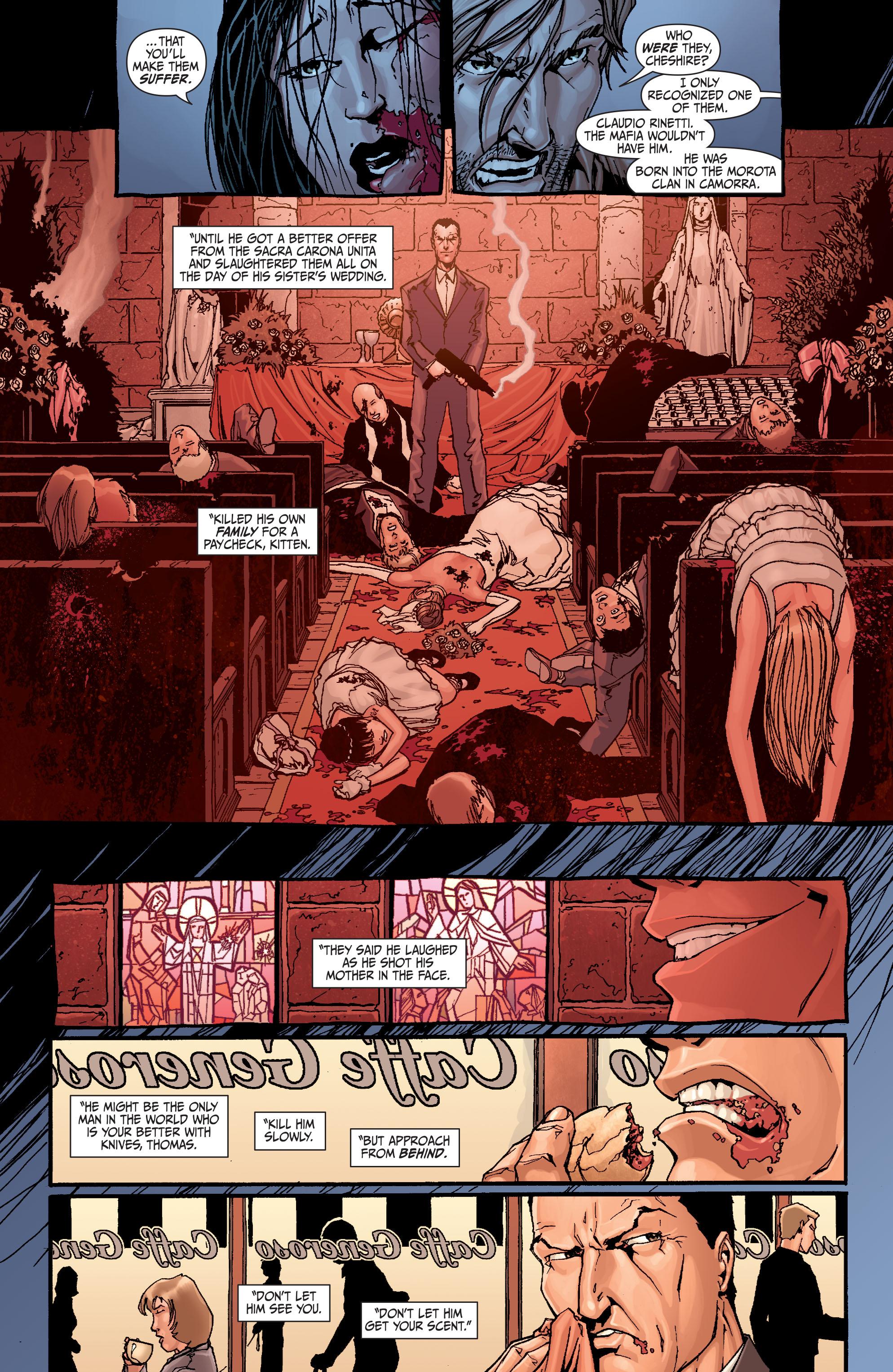 Read online Secret Six (2008) comic -  Issue #20 - 16
