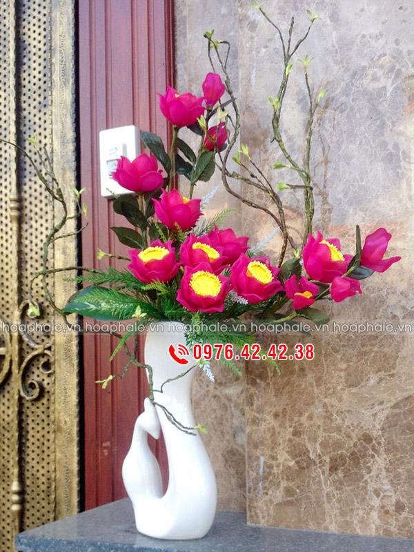 Hoa pha lê nghệ thuật - hoa đá nghệ thuật