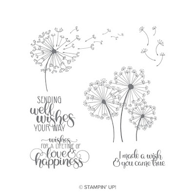 Craftyduckydoodah!, Dandelion Wishes, July 2018 Coffee & Cards Project, Stampin' Up! UK Independent  Demonstrator Susan Simpson, Supplies available 24/7 from my online store, #lovemyjob, #stampinupuk,