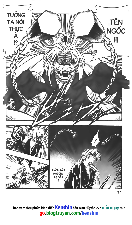 Rurouni Kenshin chap 51 trang 8