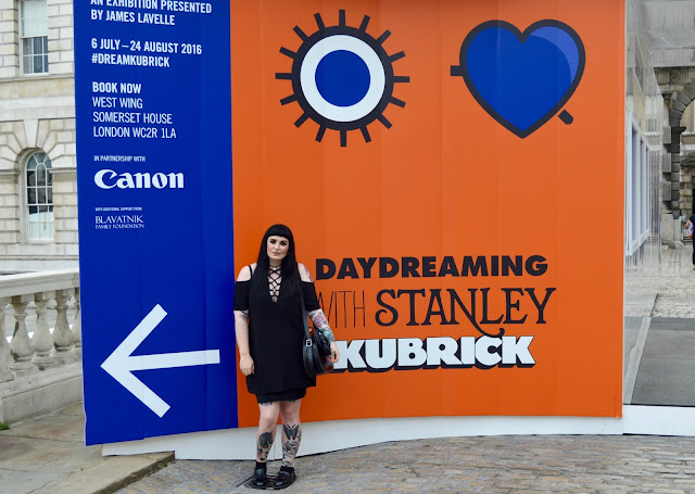 Somerset House - Daydreaming with Stanley Kubrick