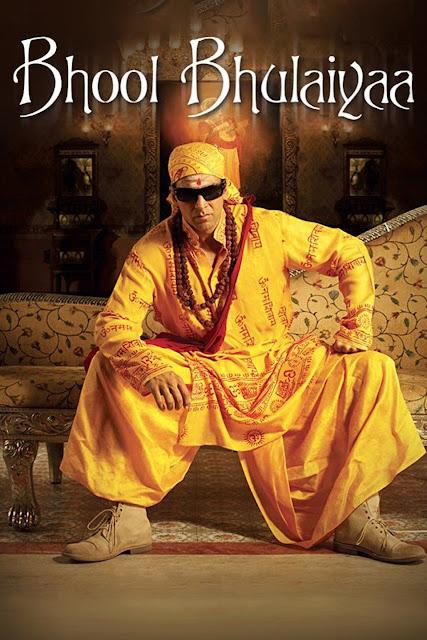 Bhool Bhulaiyaa 2007 Hindi 720p WEB-DL 1.1GB