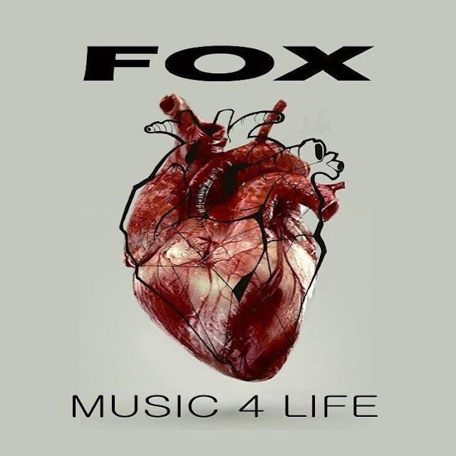 Fox del grupo Autodidaktas nos trae un nuevo trabajo ( Album)  2017 [ España ]