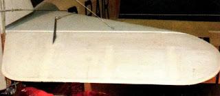стабилизатора с рулем высоты на самолете АИР 1