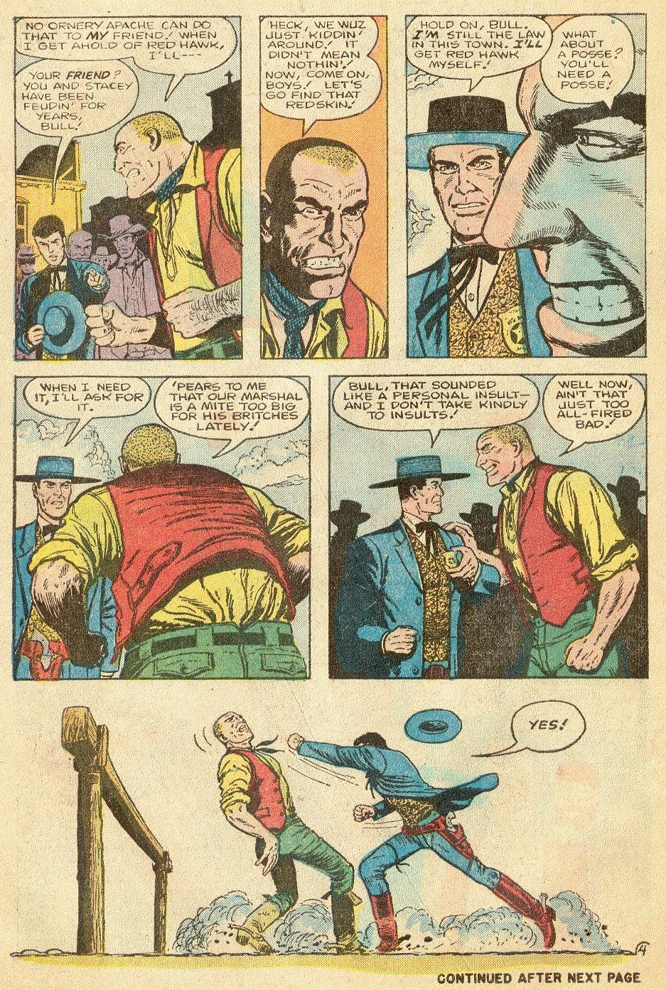 Wyatt Earp issue 32 - Page 21
