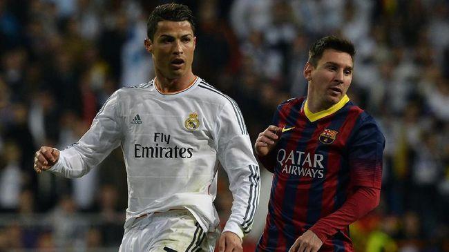 Mourinho Bicarakan Persaingan Ronaldo Dengan Messi 2019