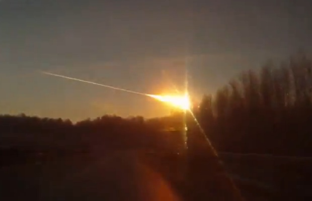Regulus Star Notes More on the Chelyabinsk Asteroid