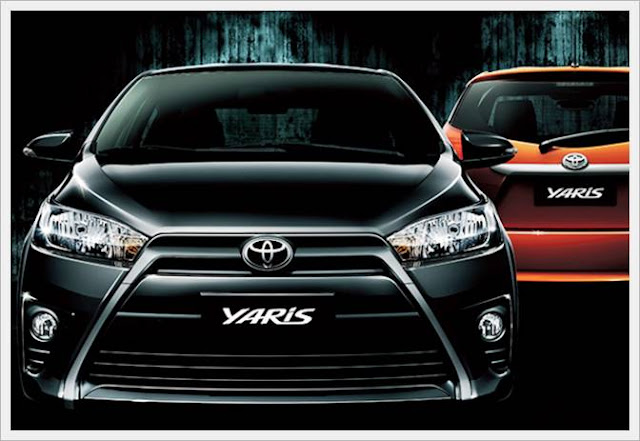 2017 Toyota Yaris Hatchback Egypt