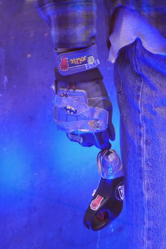 Ready Player One Wade costume glove