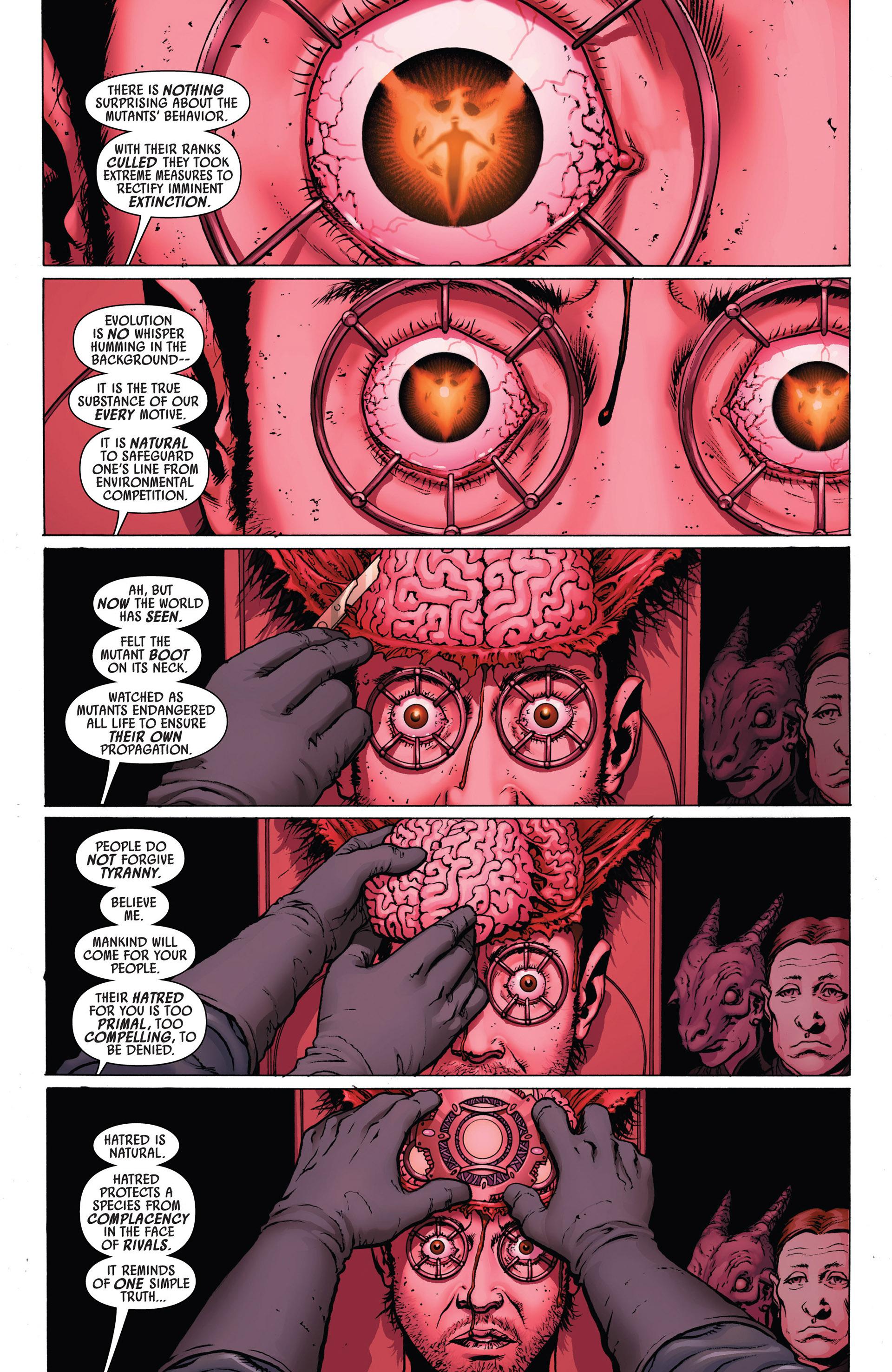Read online Uncanny Avengers (2012) comic -  Issue #1 - 2