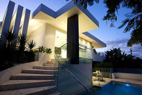 New Home Designs Latest Modern Homes Ultra Modern: New Home Designs Latest.: Ultra Modern Home Designs