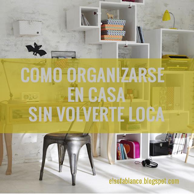 como-organizarse-en-casa