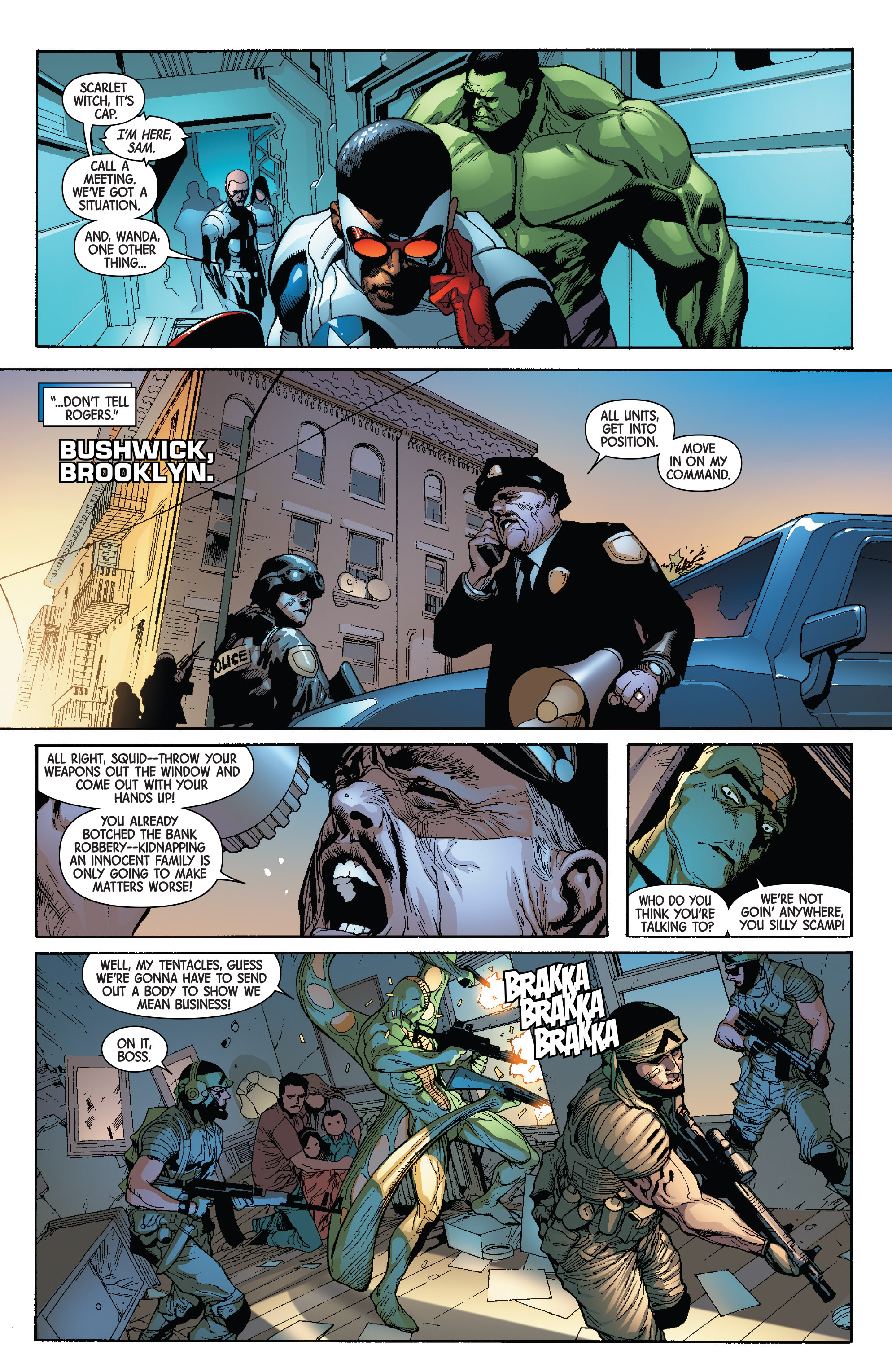 Read online Avengers & X-Men: AXIS comic -  Issue #4 - 8