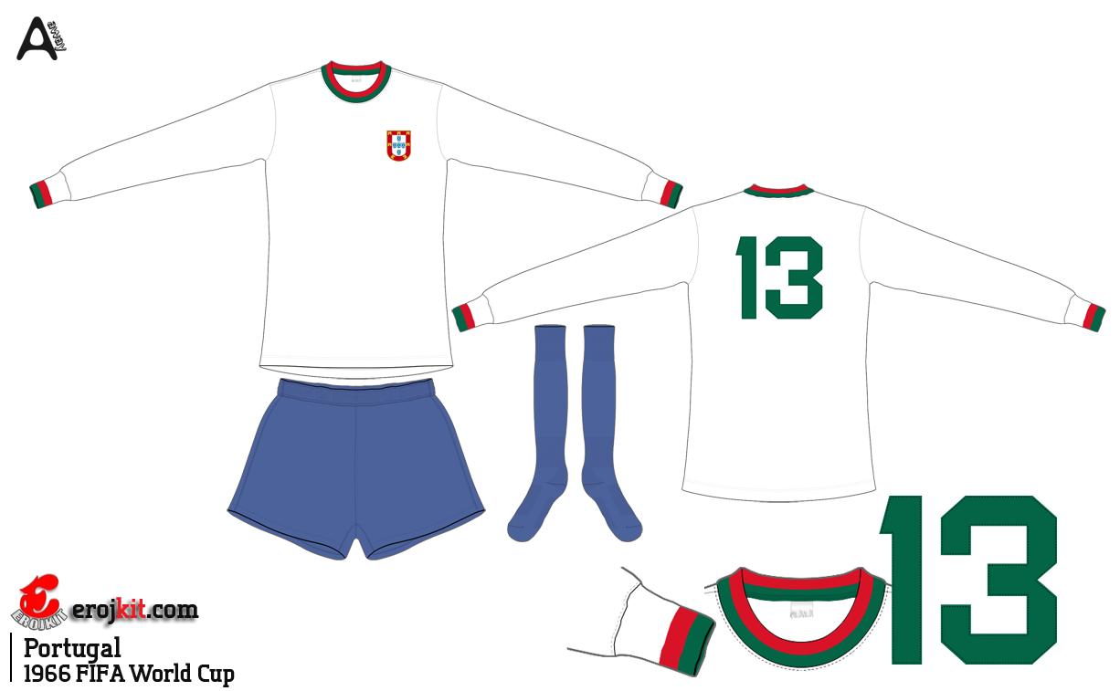 2dcbe3b6841bf Camisa de Portugal