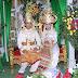 Foto Pernikahan Ayah dan Bunda Mengenakan Pakaian Adat Lampung