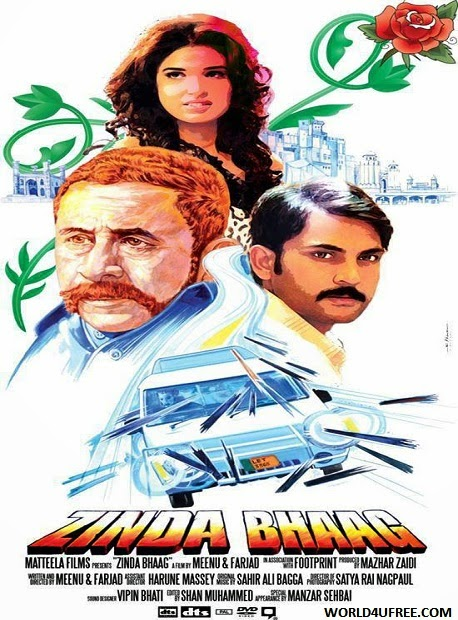 Zinda Bhaag 2014 DTHRip 700mb Download Watch