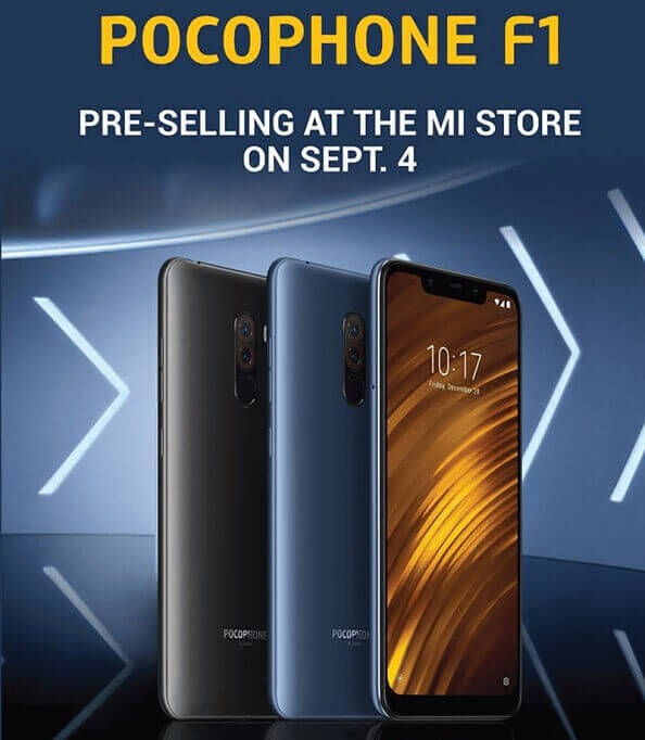 Pocophone F1 Now Up for Pre-selling at Mi Store Philippines!
