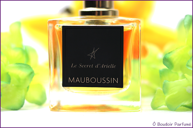 boudoir parfum le secret d 39 arielle de mauboussin l 39 eau de parfum envo tante concours. Black Bedroom Furniture Sets. Home Design Ideas