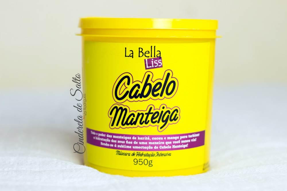 Cabelo-Manteiga-da-La-Bella-Liss!Nutrição-que-derrete-o-cabelo!