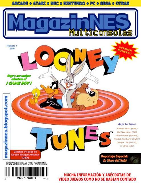 MagazinNES Multiconcolas #01 (MC01)