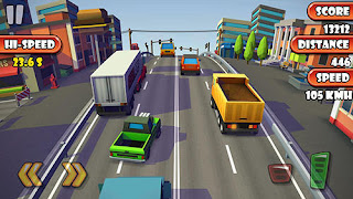 Download Highway Traffic Racer Planet Mod Apk Terbaru