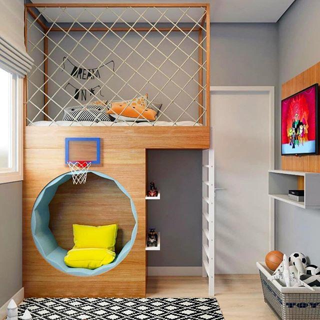 quarto infantil para menino