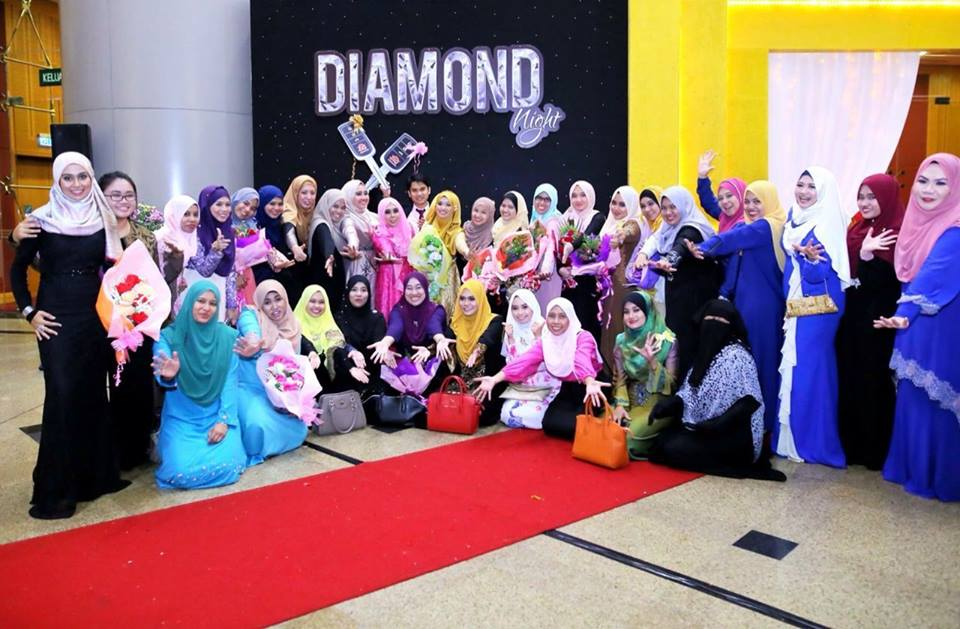 DIAMOND NIGHT APRIL 2016
