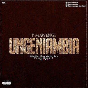 Download Audio | P Mawenge (P The Mc) - Ungeniambia