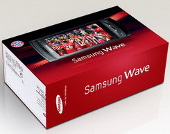 Samsung Wave S8500 Bayern Munchen Limited Edition launched in Germany
