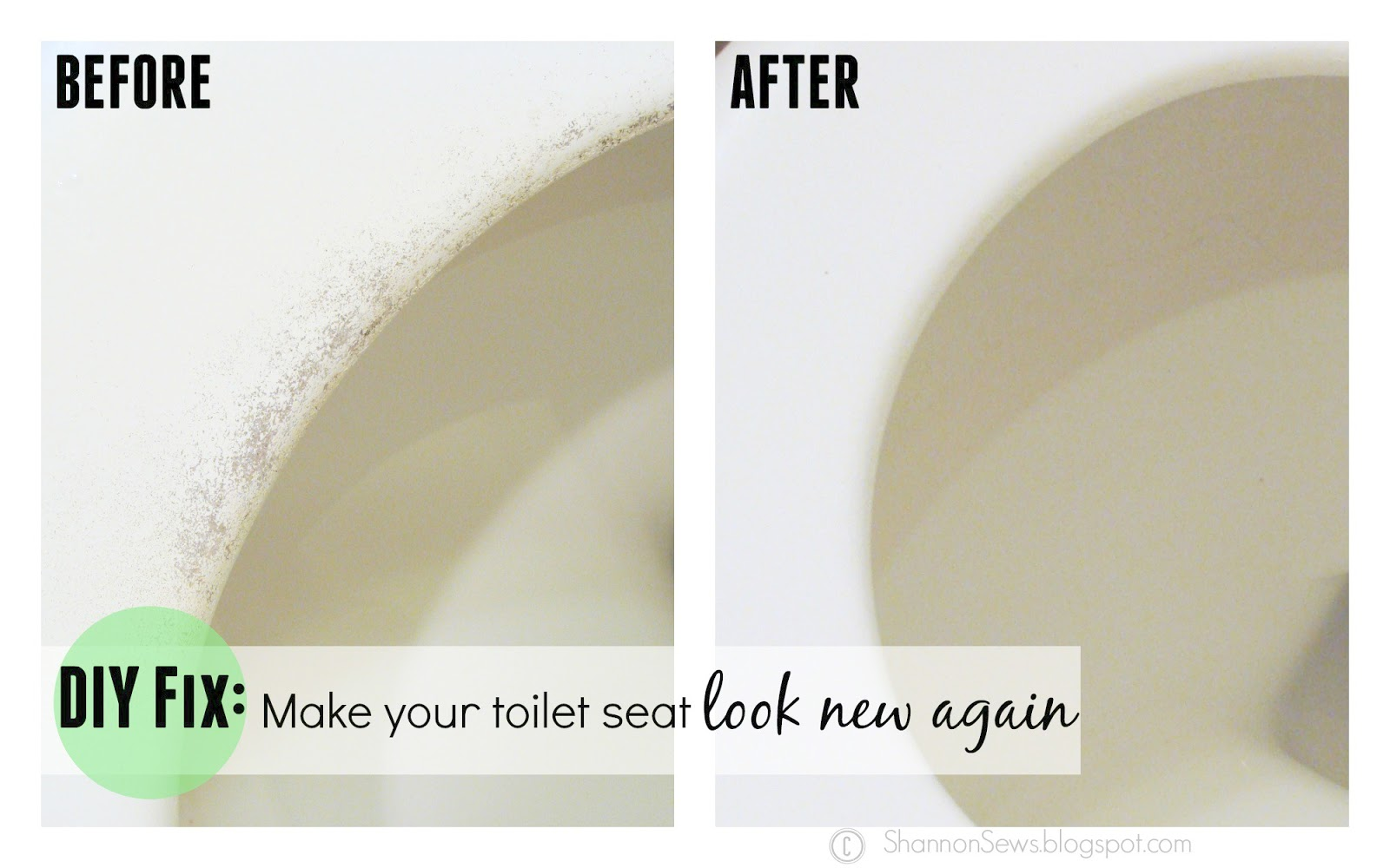 diy toilet fix paint toilet seat get rid of marks look new again