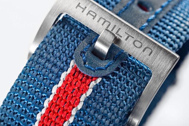 Hamilton Pan Europ Buckle