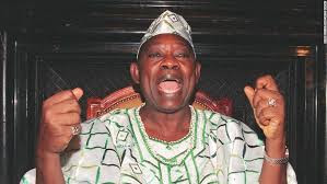 The person of Abiola:
