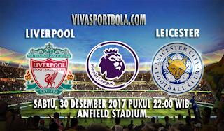 Prediksi Liverpool vs Leicester City 30 Desember 2017