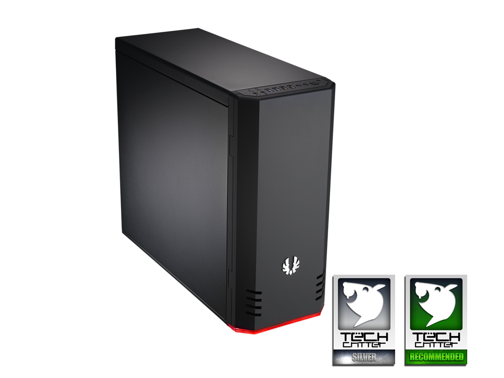 Unboxing & Review: Bitfenix Shadow 126