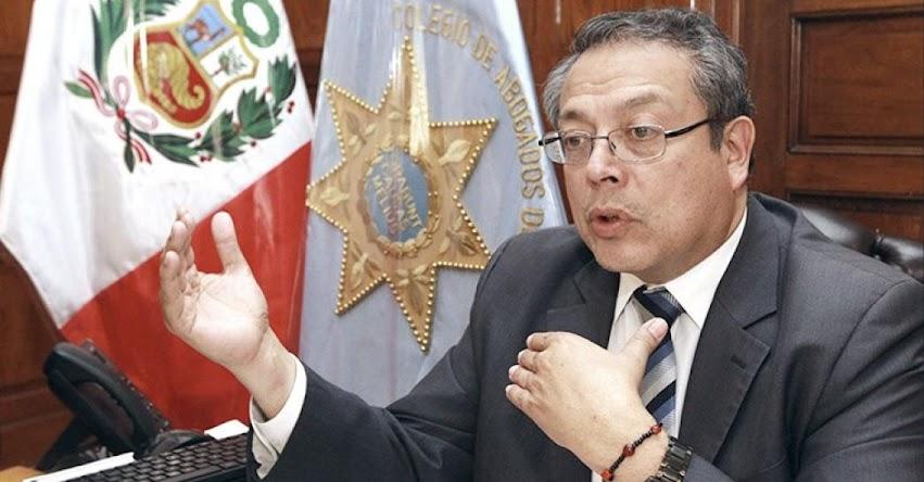 CAL: Colegio de Abogados de Lima elegirá por primera vez a su decano con voto electrónico universal - www.cal.org.pe