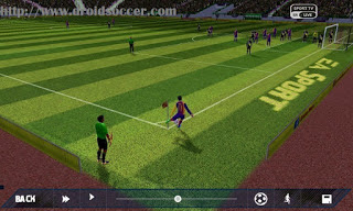 Download DLS Mod FIFA 18 v1 by Ekko Rma Apk + Data OBB Terbaru