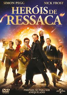 Capa do Filme Heróis de Ressaca