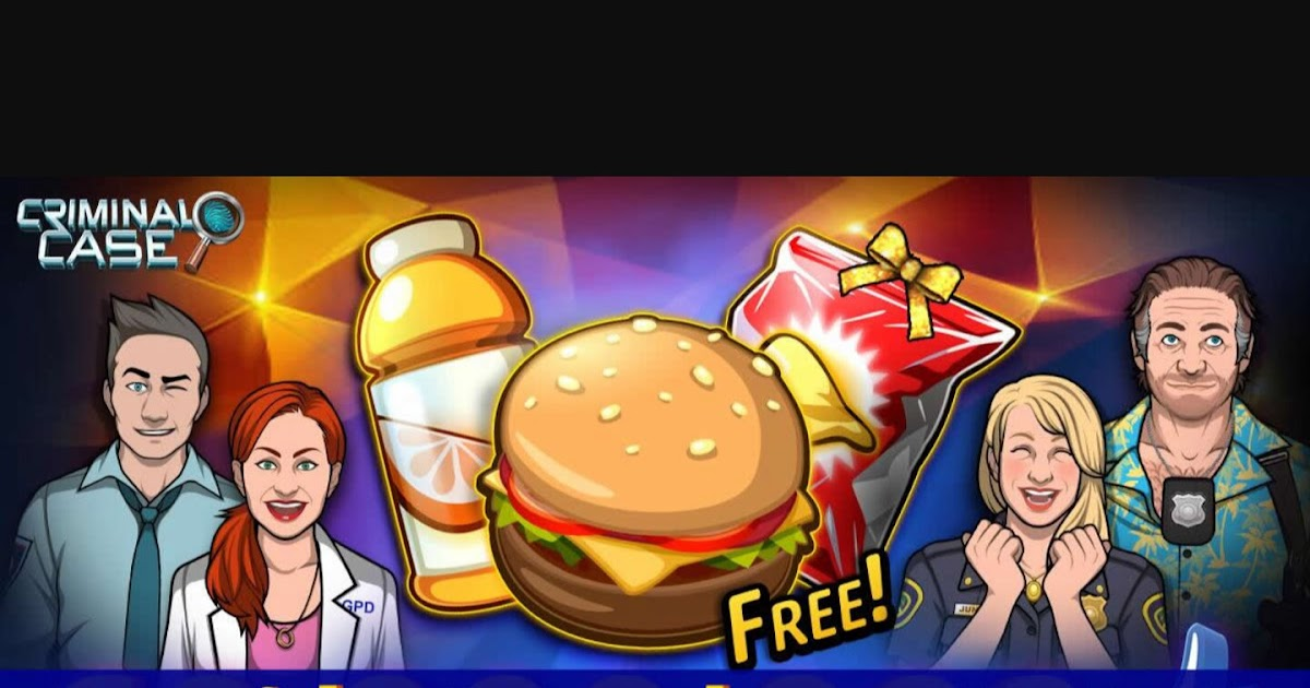 Criminal Case Bonus Criminal Case Free Energy Criminal