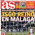 Isco Rey de Málaga, Pep Campeón con el City | Las Portadas