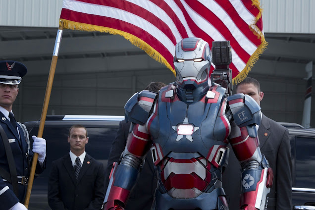 Best SciFi Movies 2013: Iron Man 3