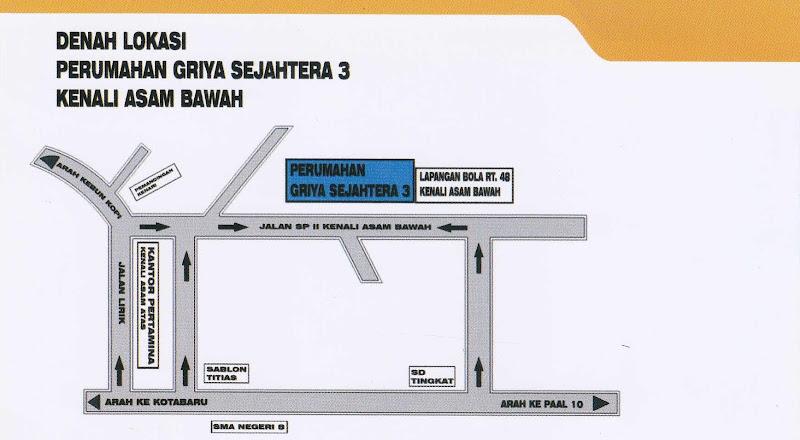 Alamat. Jl. SP II RT.48 Kel. Kenali Asam Atas Kec. Kota Baru Jambi