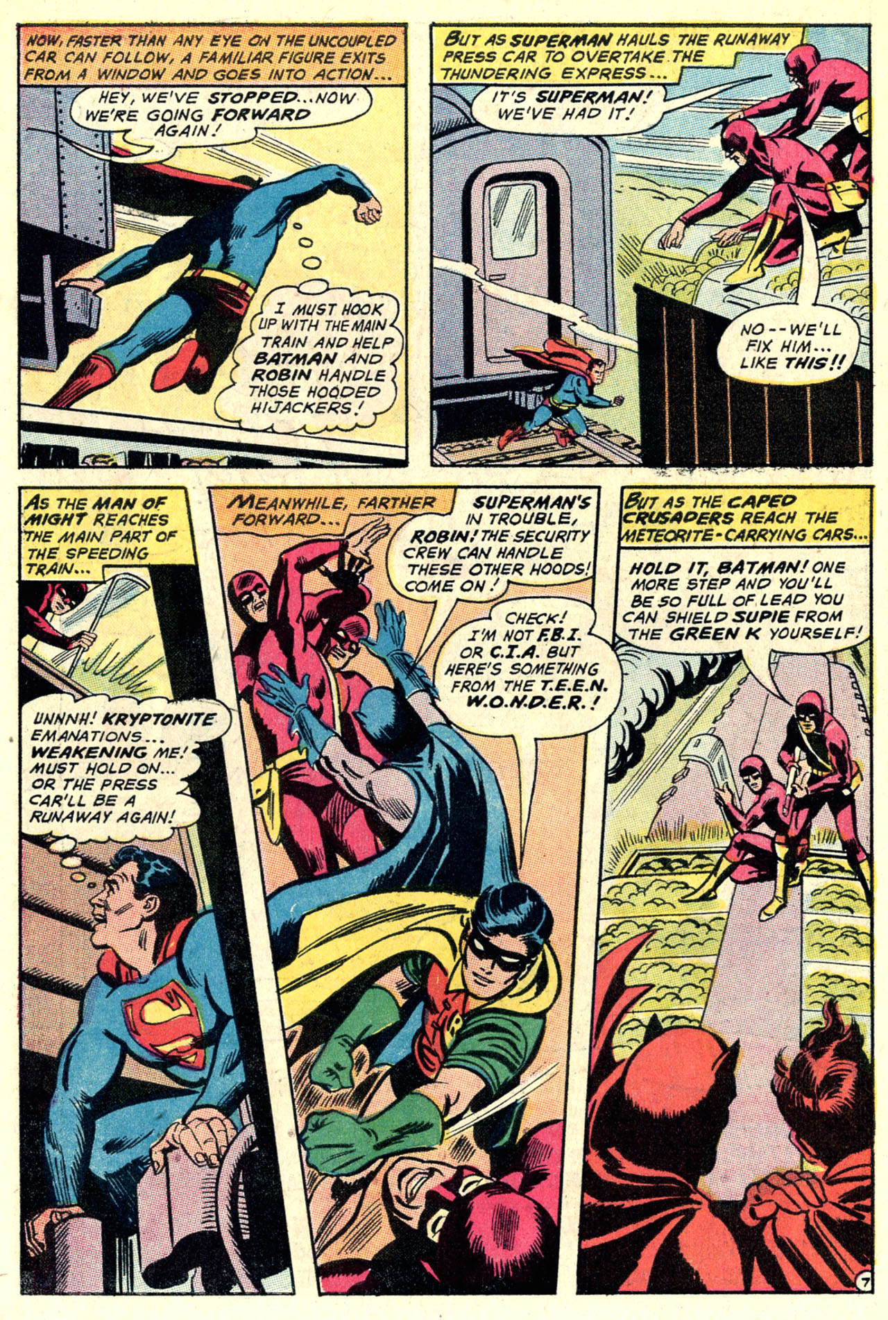 Read online World's Finest Comics comic -  Issue #196 - 10