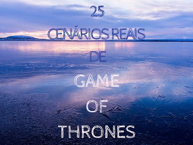 cenários game of thrones