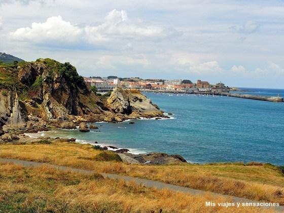 Entorno costero de Castro Urdiales, Cantabria