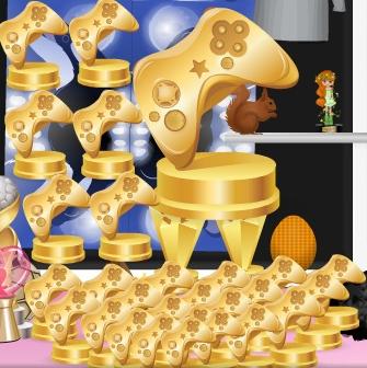Resultado de imagen para trofeos juegos stardoll