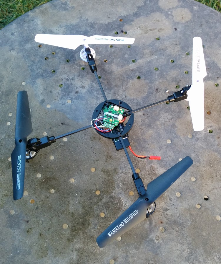 Syma X1 with Micro MWC