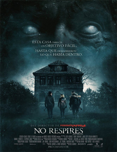 Don't Breathe (No respires)